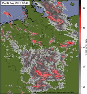 Www Wetter Radar De