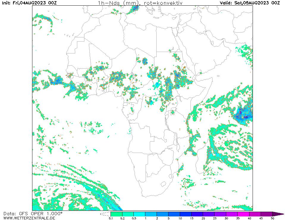 پیش بینی بارش ۲۴ ساعت آینده