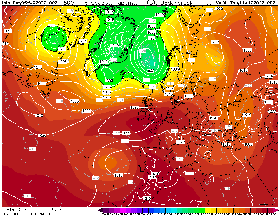 MSLP-500hPa