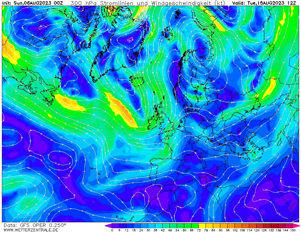 wetterzentrale mapa isobaras 228 horas