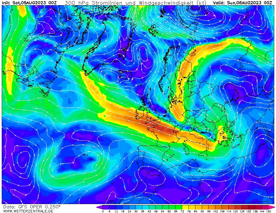 wetterzentrale mapa isobaras 24 horas
