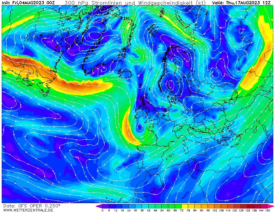 wetterzentrale mapa isobaras 324 horas