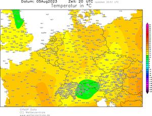 Home Page Wetterzentrale De
